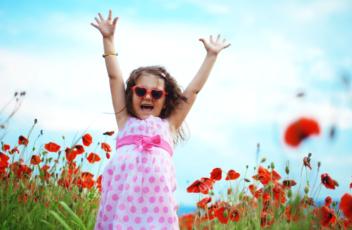 Летние платья для девочек оптом